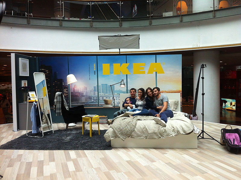 IKEA Catalogue Launch 2015 Media Investment